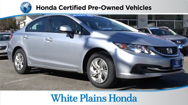 certified pre owned 2012 honda civic lx 2d coupe in white plains u20808t white plains honda. Black Bedroom Furniture Sets. Home Design Ideas